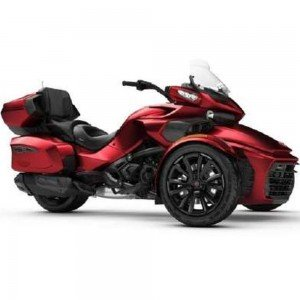 CAN-AM SPYDER F3 LTD SE6 MY18